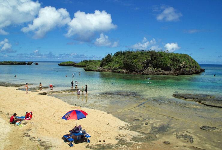西表島 星砂の浜 写真提供:八重山ビジターズビューロー