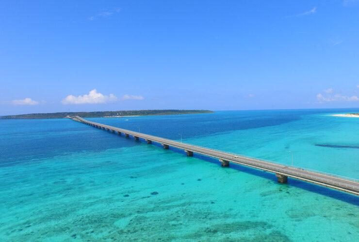 伊良部大橋 写真提供:宮古島観光協会