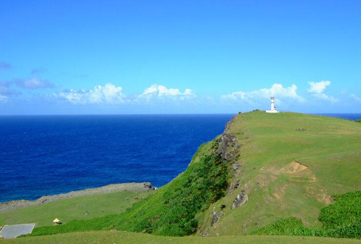 与那国島 東崎 写真提供:八重山ビジターズビューロー
