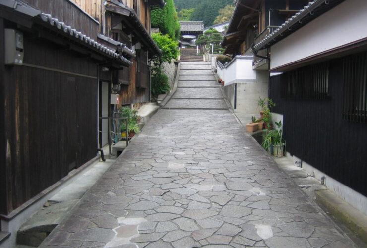 卯之町の町並み1 ©(一社)愛媛県観光物産協会